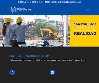 CONSTRUCTORA COLCONCRETOS S.A.S
